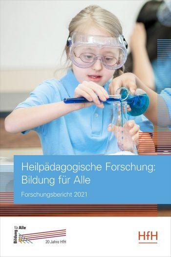 Titelbild für Heilpädagogische Forschung: Bildung für Alle