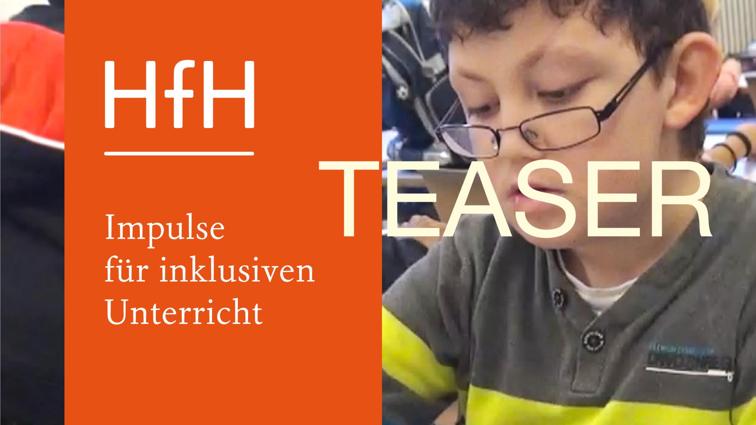 Titelbild für Impulse für inklusiven Unterricht – TEASER